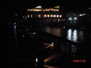 夜の大芦高原